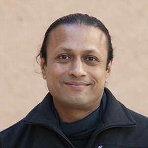Swaminathan Ramanathan is a researcher at Uppsala University and the co-anchor of Future Urbanisms. His study focuses on the future cities' sustainability and resilience. He also works with Deloitte Touche Tohmatsu in India as the Director of Social Impact.